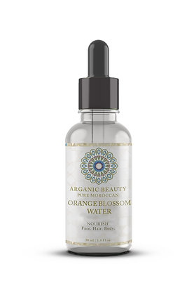 50 ml Organic orange blossom  water