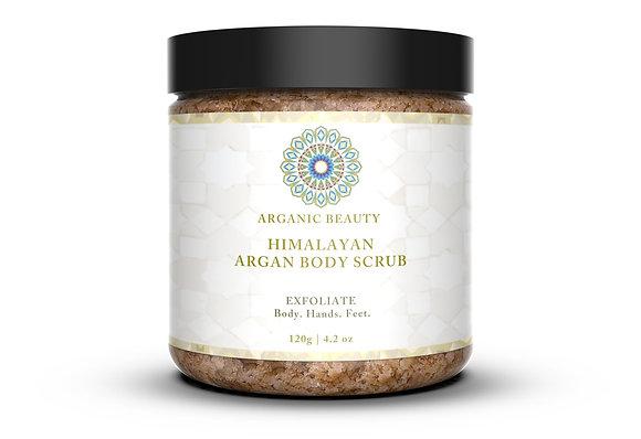 120g Himalayan Argan Body scrub