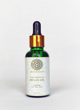 Organic cosmetic Argan oil  -30 ml
