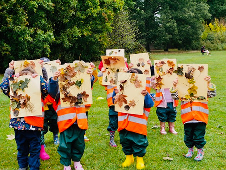 Why Oaktree have introduced weekly Outdoor Learning Days