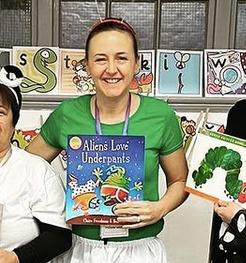 Miss Vicky - Deputy Head Teacher