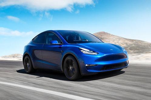 Tesla Model Y Long Range Performance