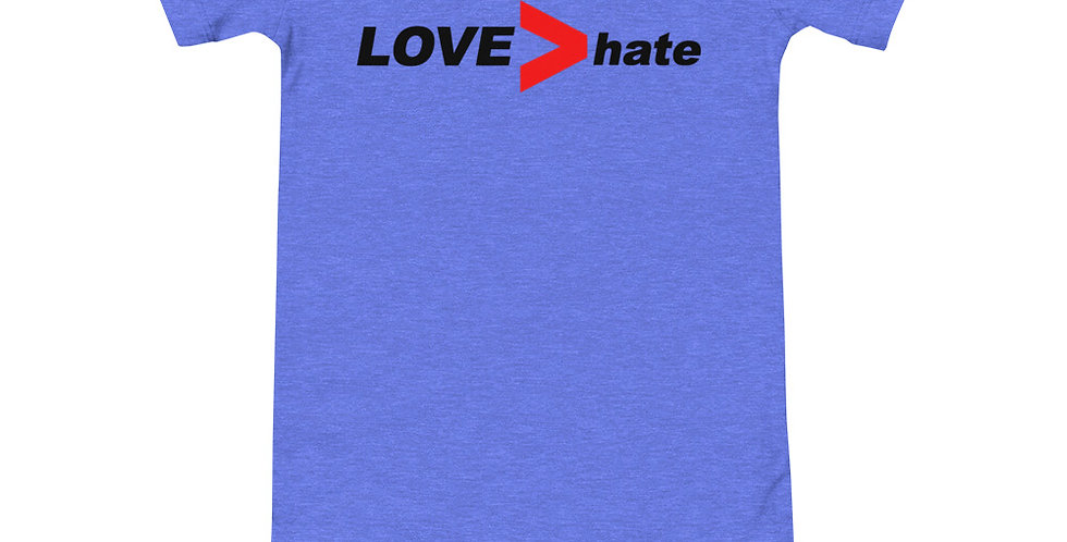 LOVE>hate Toddler One Piece