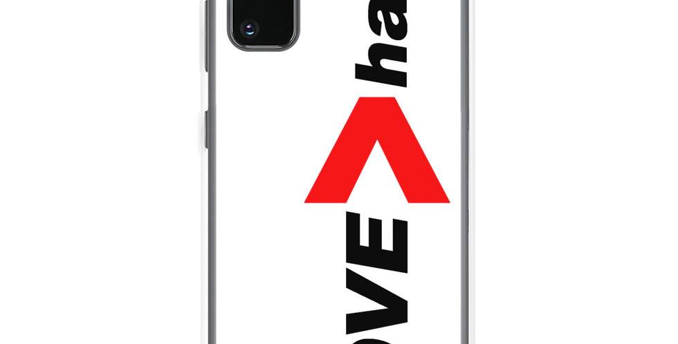 LOVE>hate Samsung Case S20