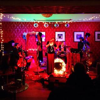 Vladimir Gonzales@Marianiello Jazz Cafe'