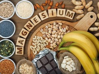 Magnesium and its superpowers in muscle recovery