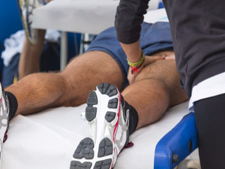 5 reasons why getting a sports massage after your running event is a great idea.