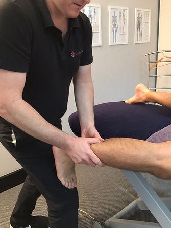 Active release techniques achilles tendonitis