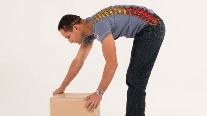 back pain bengin over
