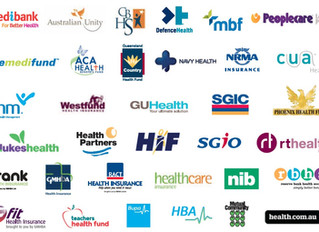 Have you used your Health Fund Rebates?