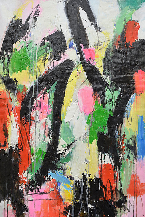 24x36 abstract oil painting on canvas42071010