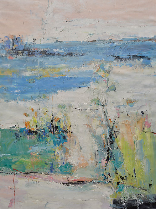36x48 abstract oil painting on canvas 72071008