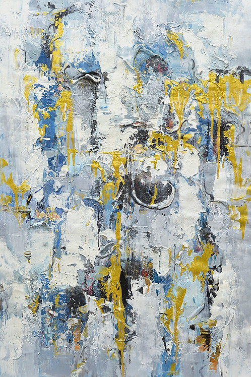 24x36 abstract oil painting on canvas 42071007