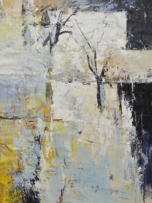 36x48 abstract oil painting on canvas 72071005