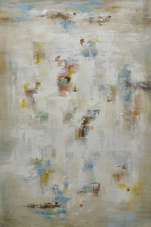 40x60 Large abstract oil painting on canvas 9195030