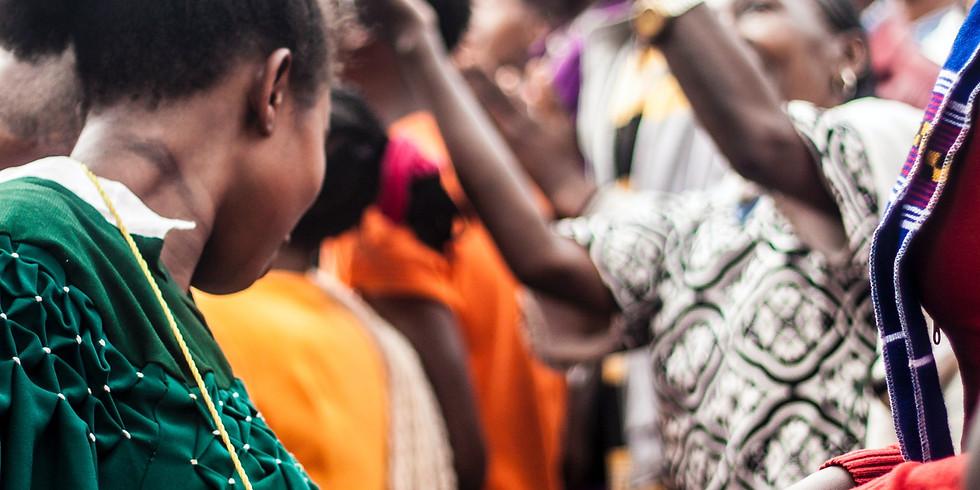 Atelier de danse africaine pour les enfants