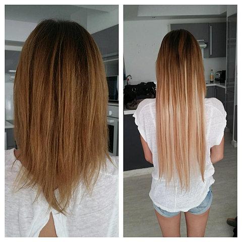 Top Photos Extensions de Cheveux et de Lissage Brésilien et Japonais KW98