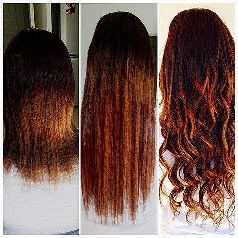 Fabuleux Photos Extensions de Cheveux et de Lissage Brésilien et Japonais RE02