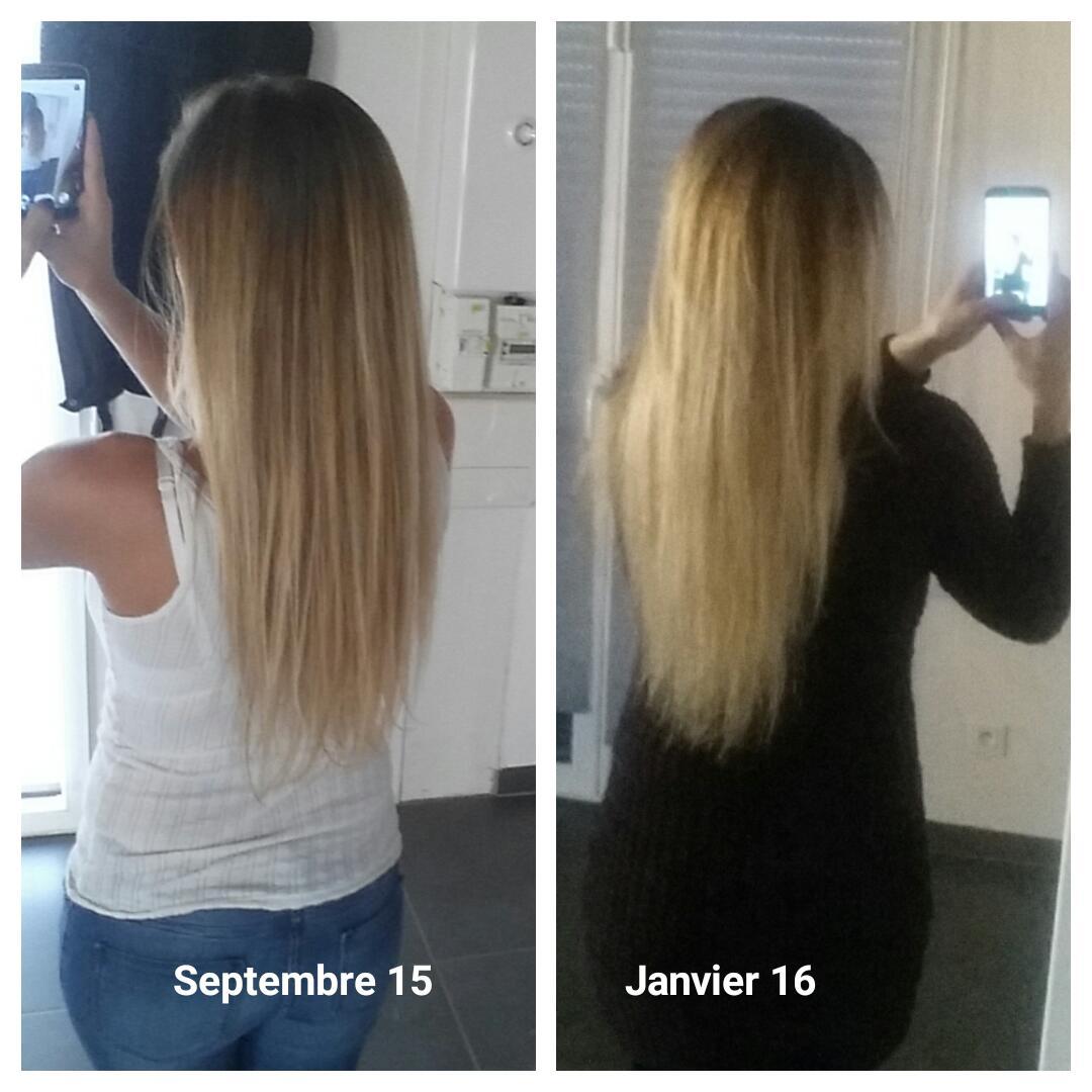 Repousse cheveux apres keratine