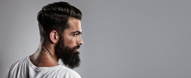 Lissage des cheveux pour hommes