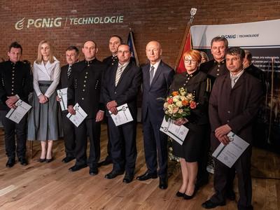 Uroczystości Barbórkowe 2019 w PGNiG Technologie S.A.