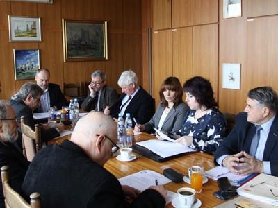 Posiedzenie Komisji ds. Historii i Muzealnictwa ZG SITPNiG