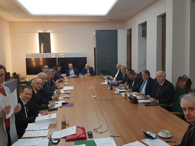 VII świąteczno-noworoczne posiedzenie Zarządu Głównego SITPNiG