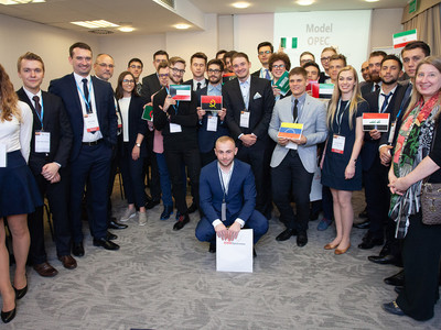 Model OPEC 2018 – Negotiation Game for Young Professionals