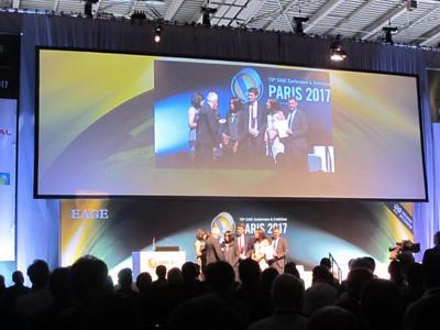 79 EAGE Konferencja i Wystawa - Paryż 2017