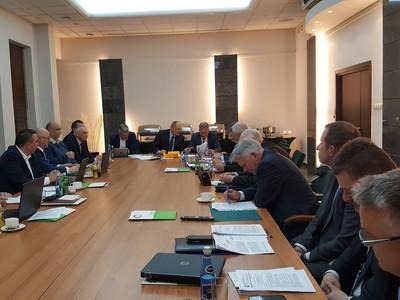 IV posiedzenie Zarządu Głównego SITPNiG