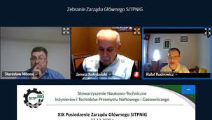 XVIII posiedzenie Zarządu Głównego SITPNiG