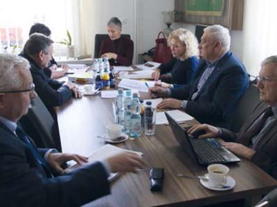 Posiedzenie Głównej Komisji Rewizyjnej - 09.03.2020 r.