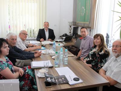 Posiedzenie Komisji ds. Historii i Muzealnictwa - 10.06.2019 r.