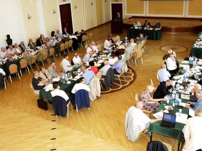 VIII posiedzenie Rady Krajowej Federacji Stowarzyszeń Naukowo-Technicznych NOT