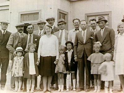 Spotkanie z potomkami polskich naftowców z Argentyny