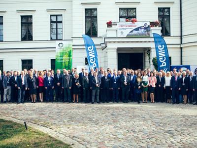 """Konferencja """"Czysta Energia – 50 lat górnictwa naftowego na Niżu Polskim"""""""