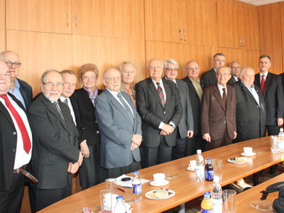 I posiedzenie Rady Seniorów SITPNiG
