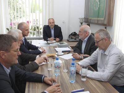 Posiedzenie Rady programowej czasopism WNiG i  WN - 30.05.2019 r.
