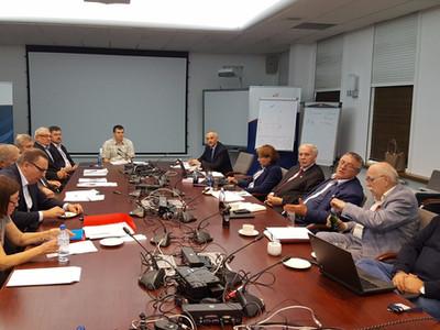 VI posiedzenie Zarządu Głównego SITPNiG