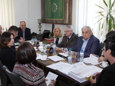 Posiedzenie Głównej Komisji Rewizyjnej - 05.03.2018 r.
