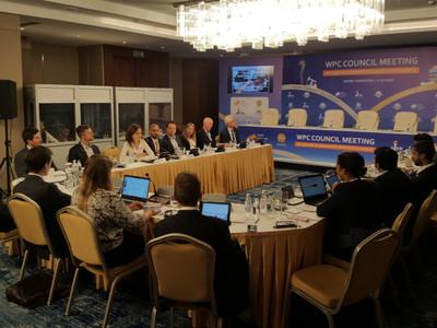 Posiedzenie Światowej Rady Naftowej i wydarzenia towarzyszące – Astana, 1-3 października 2018