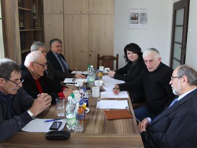 Posiedzenie Komisji ds Historii i Muzealnictwa 05.03.2018 r.