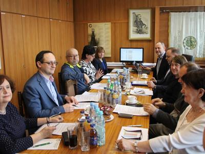 Posiedzenie Komisji Finansowo-Budżetowej ZG SITPNiG