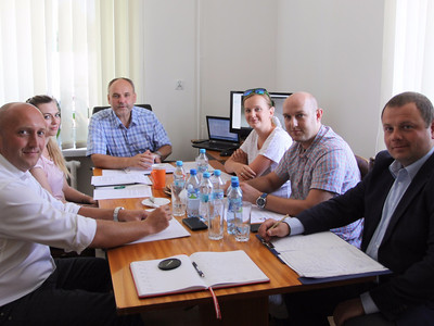 Posiedzenie komisji ds. Młodzieży i Studentów - 18.08.2017