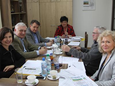 Posiedzenie Głównej Komisji Rewizyjnej 26.03.2018