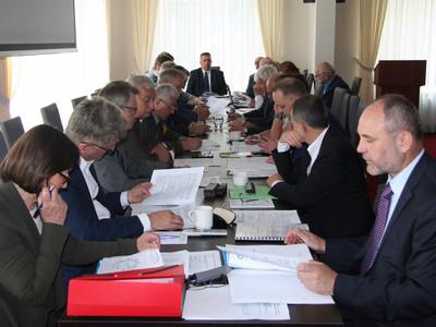 V Posiedzenie Zarządu Głównego SITPNiG
