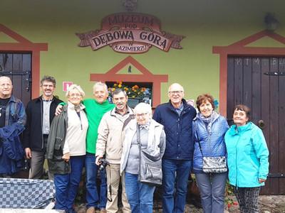 Wizyta przedstawicieli Koła Seniorów Oddziału SITPNiG w Gdańsku w Muzeum Etnograficznym