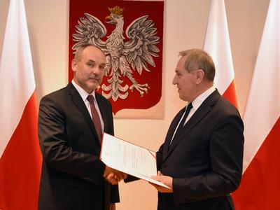 Sekretarz generalny SITPNiG, Piotr Dziadzio, nowym Głównym Geologiem Kraju