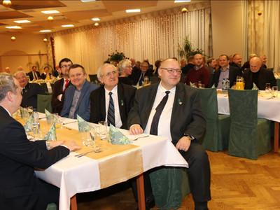 Spotkanie noworoczne Oddziału SITPNiG w Krakowie 16.01.2019