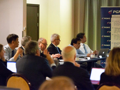 Posiedzenia EC i CPC Światowej Rady Naftowej w Krakowie